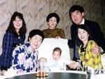 平成9年12月27日長女誕生。