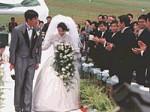 平成4年6月14日加藤三枝さんと結婚。