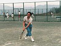 私の好きなこと①テニス
