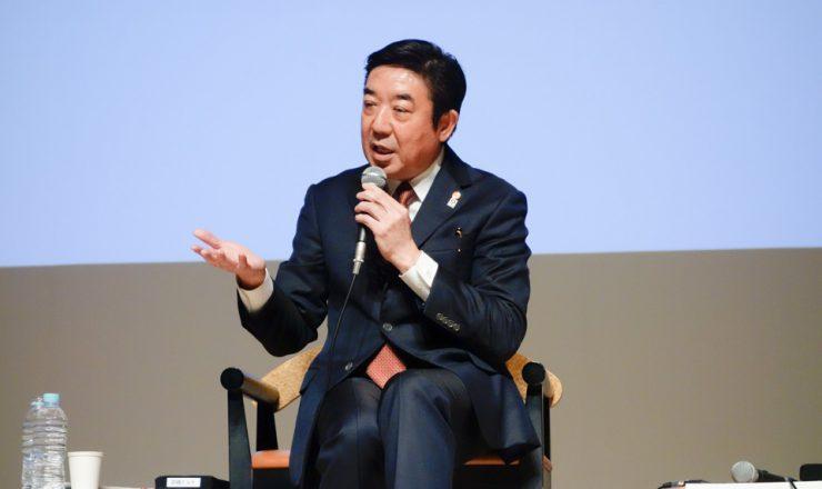 2020年1月28日前橋市長選挙公開討論会03