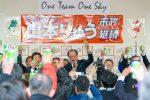 2020/2/9:前橋市長選挙開票日29